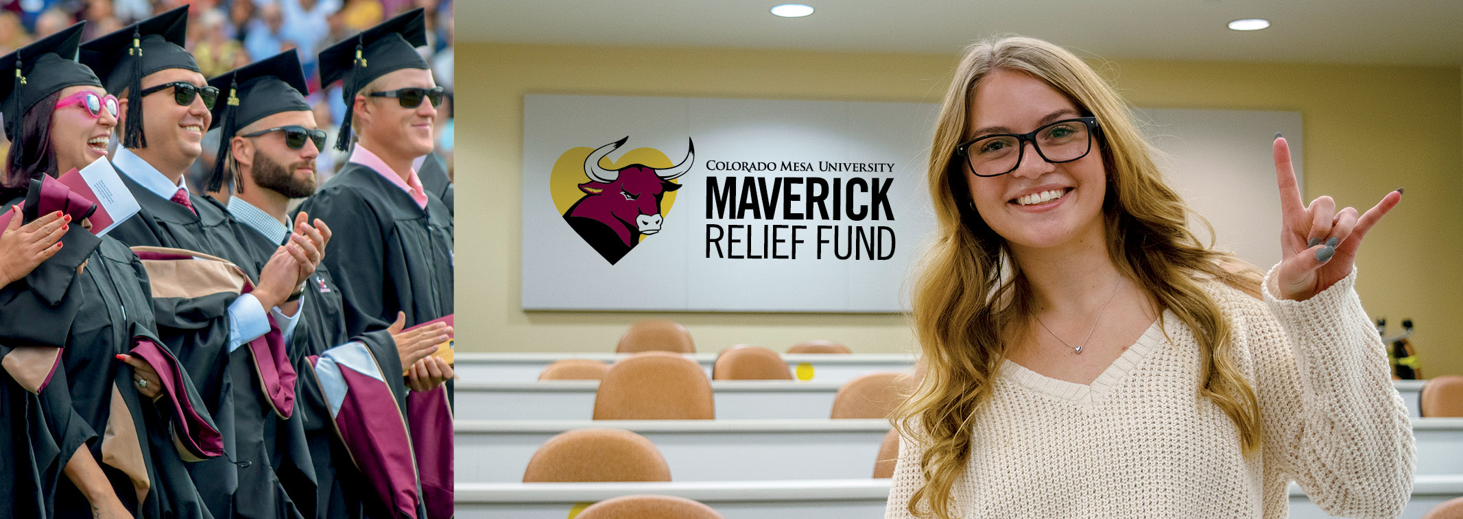 Maverick Relief Fund Students