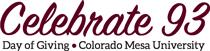 Celebrate 93, Day of Giving at Colorado Mesa University