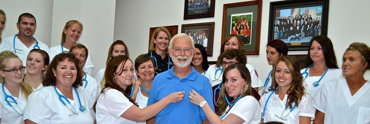 John Hopkins and Nursing Students