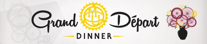 Grand Départ Dinner - small banner