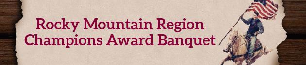 RMR Awards Banquet Banner