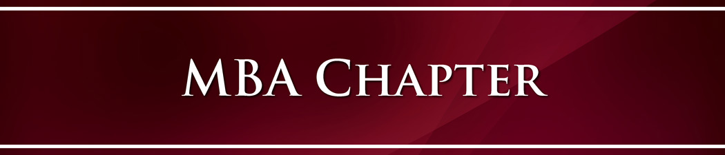 MBA Chapter